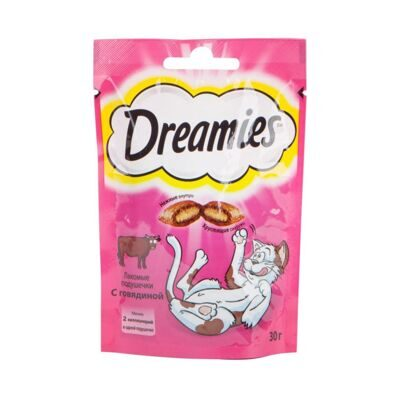 DREAMIES ГОВЯДИНА 30г