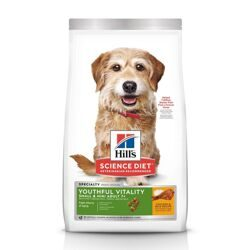 Hill's Dog  senior mini youthful vitality 2.5 (c 7 лет) сухой д/собак
