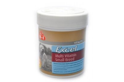 8 in 1 Eur: Excel Multi Vitamin 70таб для взр.собак мелк.пород